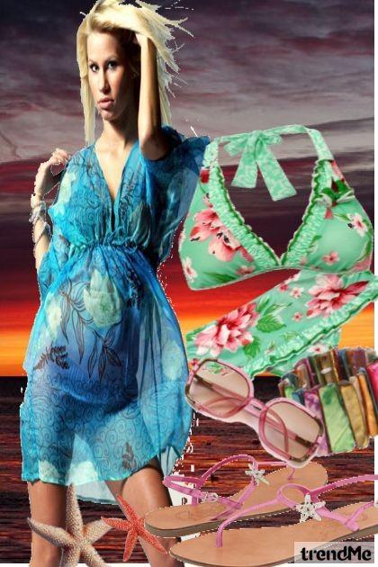 colors of summer- Fashion set