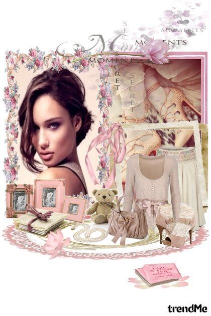Secret moments ...- Fashion set