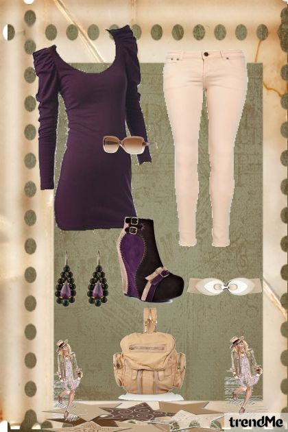 Everyday Girl- Fashion set