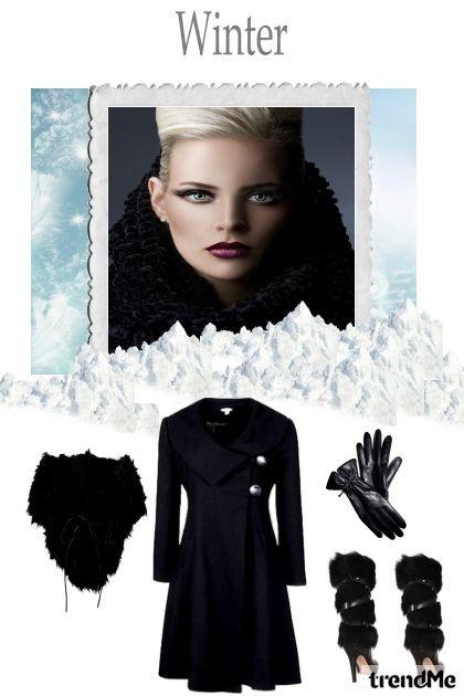 Winter- Fashion set