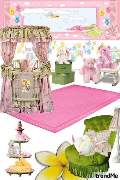 Delilah's Room- Fashion set