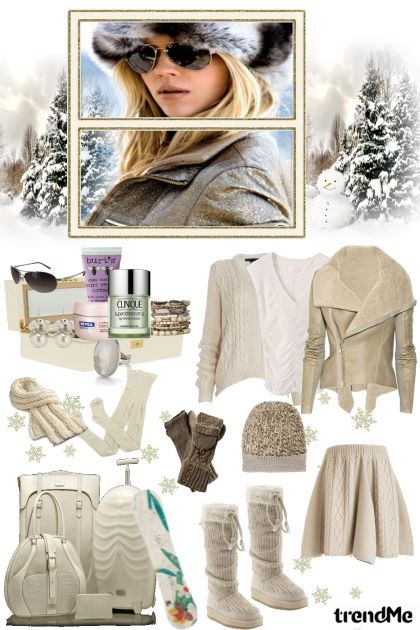 Winter Getaway- Fashion set