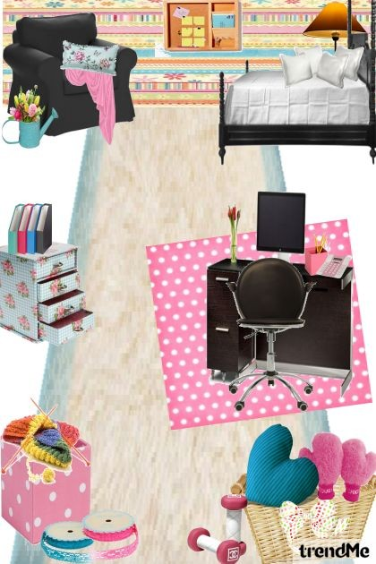 A Girls Room- Fashion set