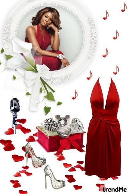 Whitney- Fashion set
