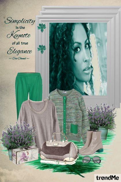 Ayanna- Fashion set