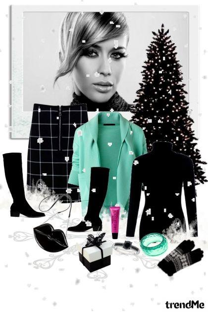 Christmas All Year- Fashion set