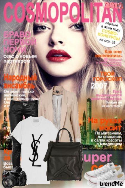 COSMOPOLITAN 2012- Fashion set
