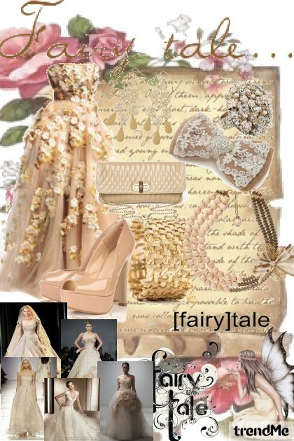 FAIRY TALE....... - Fashion set