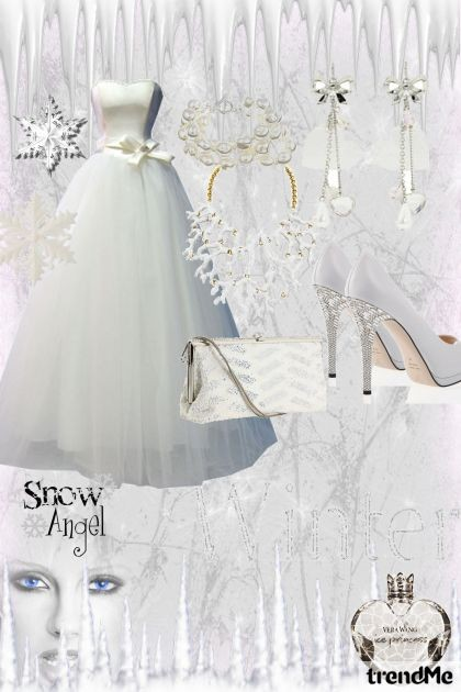 Winterwonderland Contest- Fashion set