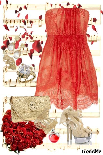 Romantic- Fashion set