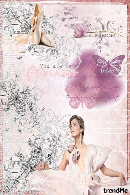 Ballerina Girl- Fashion set