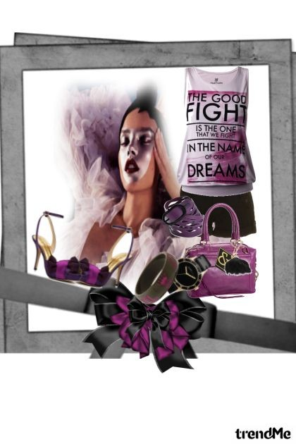 Fight for Dreams- Fashion set