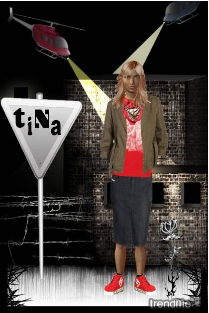 Urban Tina- Fashion set