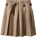 GALLARDAGALANTE(ガリャルダガラ) - ガリャルダガランテ【再入荷】レザーベルトフレアースカート - Skirts - ¥6,636  ~ $67.51