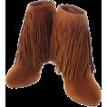 Banner Barrett(バナーバレット) - バナー バレット【VAI VIA】フリンジショートブーツ - Boots - ¥11,550  ~ $117.51