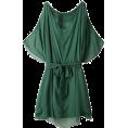 GALLARDAGALANTE(ガリャルダガラ) - ガリャルダガランテビーズベルトドレス - Dresses - ¥40,950  ~ $416.61