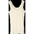 JILLSTUART(ジルスチュアート) - ジル スチュアートフリルタンクトップ - T-shirts - ¥7,875  ~ $80.12