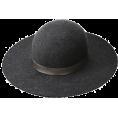Kai Lani(カイラニ) - カイラニ【再入荷】【ELLE JAPON掲載商品】【HAT ATTACK】つば広フェルトハット - Hat - ¥7,938  ~ $80.76