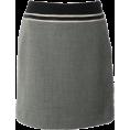 TOMORROWLAND (トゥモローランド) - 2トーンリバー スカート - Skirts - ¥11,000  ~ $111.91