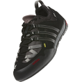 adidas Sneakers -  Adidas Men's Terrex Solo Synthetic Approach Shoes Vision Shade/ Chrome/ Black