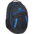 adidas Backpacks -  Adidas Unisex-Adult Lucas Backpack 5132097 Backpack Black/Signal Blue