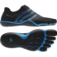 adidas Sneakers -  Adidas adiPURE Trainer Shoes Phantom/Black/Sharp Blue