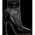 Lady Di ♕  - Alexander McQueen - Boots -