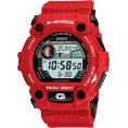 CASIO - Casio Men's G7900A-4 G-Shock Rescue Red Digital Sport Watch - Watches - $99.00