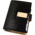 kate spade NEW YORK - Kate Spade Meribel Leather Planner Organizer Black - Accessories - $195.00