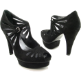 NINE WEST - NINE WEST Demode Black Mary Jane Shoes Womens 7.5 - Shoes - $89.00