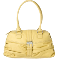 NINE WEST - Nine West Colorado Medium Mellow Yellow Satchel - Clutch bags - $69.00