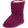 "Bearpaw - Bearpaw Emma 6.5"" Shearling Boot (Little Kid/Big Kid) Boysenberry - Boots - $37.52"