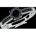 Angara Inc.  - Black Diamond Engagement Ring - Rings - $839.00