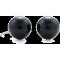 Viktoria Jurica - Black Onyx Earrings - Earrings -