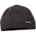 Carhartt - Carhartt Men&#039;s Chain Link Knit Hat Charcoal Heather - Cap - &#36;16.99 