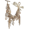 Elena Ekkah - Chain And Charm Bracelet - Bracelets -
