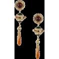Lady Di ♕  Earrings -  A.Ferretti Earrings