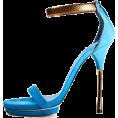 Lady Di ♕  - Gucci Sandals - Sandals -