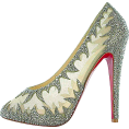 Lady Di   - Louboutin  - Shoes - 