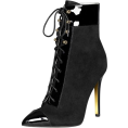 Lady Di ♕  - Versace for H & M  - Boots -