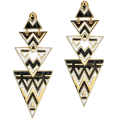 Lady Di ♕  - naušnice - Earrings -