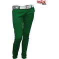 Denise  - Green Skinny Jeans - Jeans - 34.00&euro;  ~ &#36;43.75