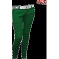 Denise  - Green Skinny Jeans - Jeans - 34.00€  ~ $45.03