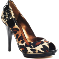 Nikolina Dzo - Leopard Print - Shoes - 
