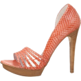 Nikolina Dzo - Orange Heels - Sandals -