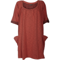Nikolina Dzo - Red - Tunic -