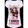 Nikolina Dzo T-shirts -  T - Shirt