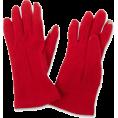 Amazon.com Gloves -  Echo Design Women's Basic Touch Glove Madder Red