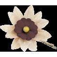 Edie Sedgwick - Cvijet-kopča - Other -