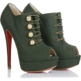 Elena Ena - Christian Louboutini - Boots -